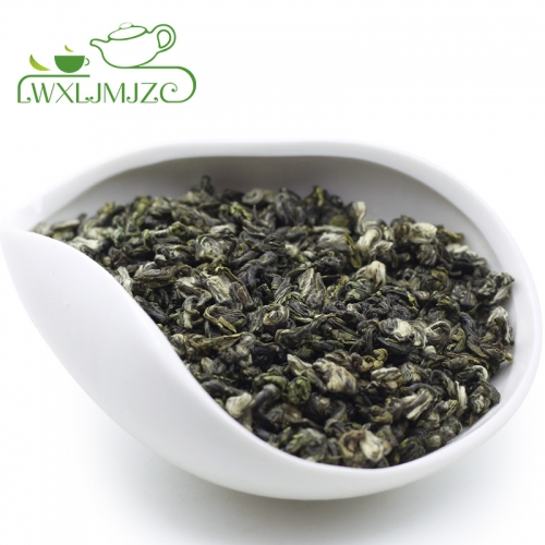 Good Quality Fujian Bi Luo Chun Green Tea Jade Pi Lo Chun Tea Green Tea