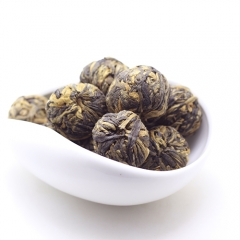 Dragon Ball Black Tea Handmade Yunnan Black Tea