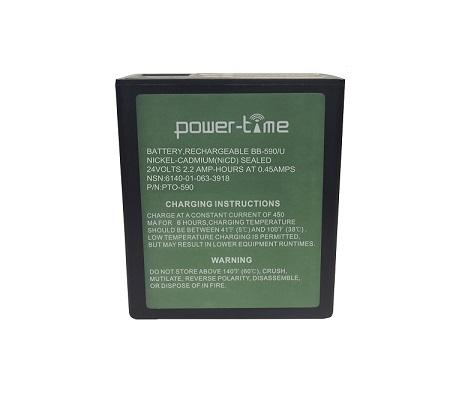 Ni Cd Battery Power Time