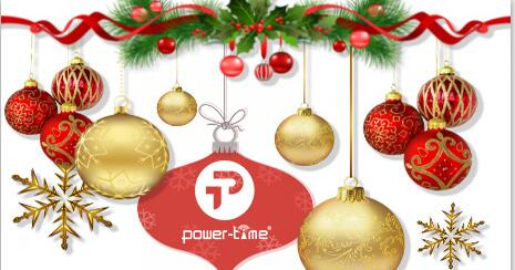 Seasons Greetings from all Power-Time