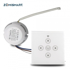 DIY Dimmer Ceiling light Control by Alexa Google Home Wall Switch Remote Controller Warm White Cool White