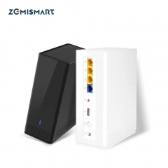 Smart Home Gigabit Mesh Wireless Router For Whole WiFi Coverage Dual Band WAN Port Wireless Data Rate