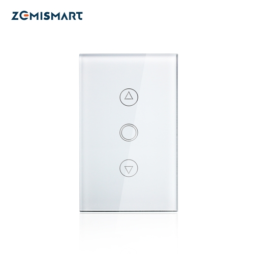 Zemismart US Dimmer Switch Voice Control APP Touch Control Available with Electricity statistics