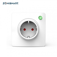 DE Outlet EU Smart Wifi Plug Alexa Google Home Online Electric Monitor Timer Control APP Control Home Automation