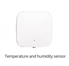 Temp and humidity sensor