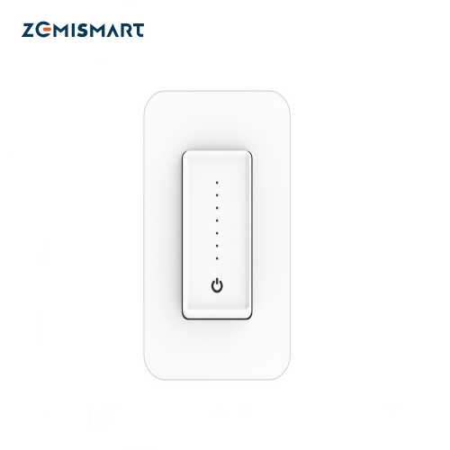 Zemismart Tuya WiFi Dimmer Switch Smart Life APP Control Alexa Google Home Voice Control US type 110V to 240V