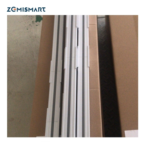 One meter track for smart curtain