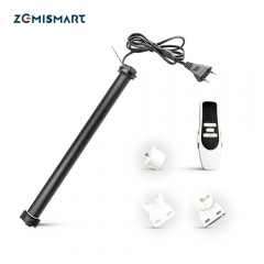 Zemismart WiFi Roller Shade Motor for 37mm Tube smart Life Alexa Google Home Control Support Alexa Google Home Control