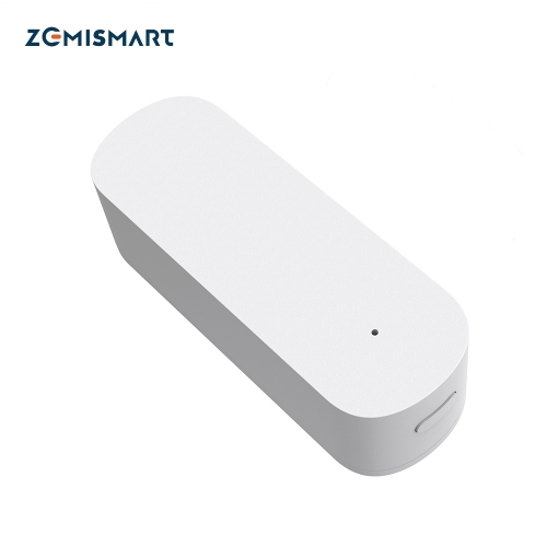 Zemismart Zigbee Wireless Smart Vibration Sensor Intelligent Detection Alarm for Home Security Alarm System SmartLife App