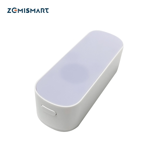 Zemismart Zigbee Smart Light Sensor Wireless Brightness Sensor Intelligent Lighting Detection Smart Life App Illuminance Sensor