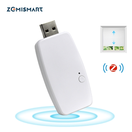 Zemismart  Zigbee Dongle For AM15 Smart App Control Mini Design