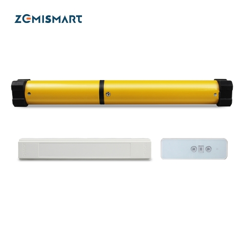 Zemismart RF Electric Blind Motor For Aluminum blinds Roman Shade Honeycomb curtain
