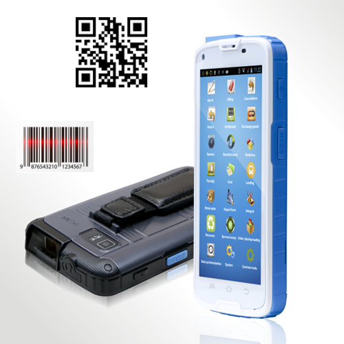 Obm A11 Android Rugged Handheld Pda 1d 2d Barcode Scanner Suppliers