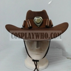 Overwatch McCree Cosplay Cowboy Hat