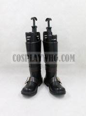 NieR: Automata 9S Cosplay PU Leather Boots