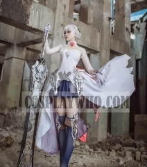 SINoALICE Snow White Cosplay Dress
