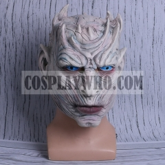 Halloween Game of Thrones White Walker Helmet Night King Mask Cosplay
