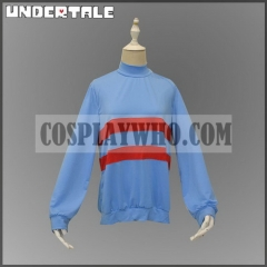 Undertale Frisk Cosplay Long Sleeve T-shirt