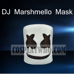 DJ Marshmello Mask Helmet Cosplay