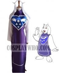 Undertale Toriel Cosplay Dress