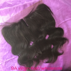 Ballice Hair 9A Grade Lace Frontal 13*4 inch Body Wave Texture