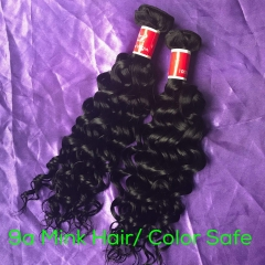 Mink Brazilian Wholesale Italy Curly Human Hair Weft
