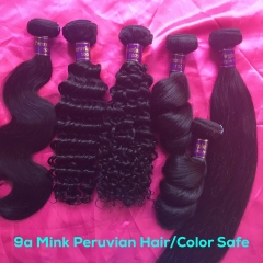 9A Mink Peruvian Hair Wholesale