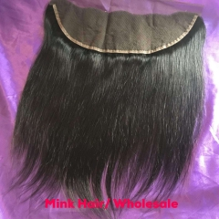 Wholesale Mink Hair 13*4 Lace Frontal Weave Silky Straight