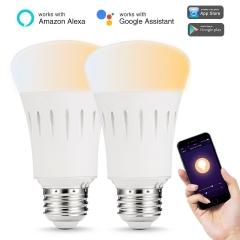 Lohas Led Smart Bulb Work With Alexa And Google Home A19