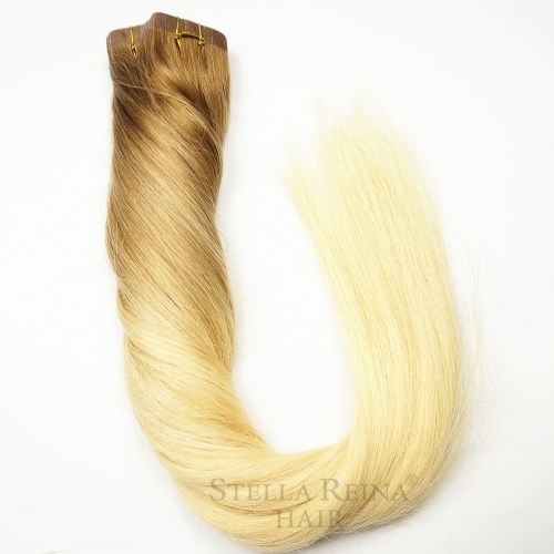 Tape in hair extensions balayage ombre brown to blonde stella tape in hair extensions balayage ombre brown to blonde stella reina hair pmusecretfo Image collections