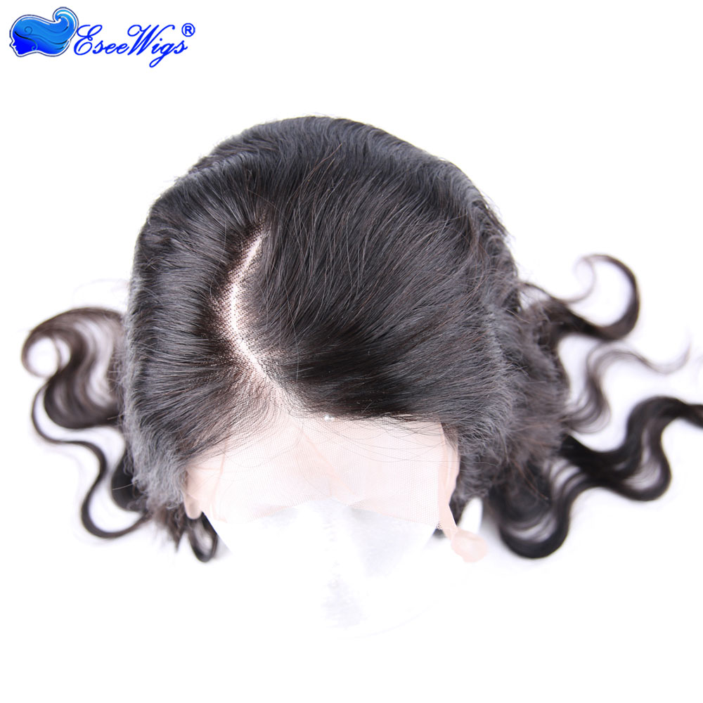 C Part Lace Frontal