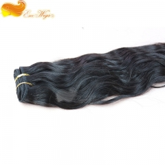 4Pcs Lot Grade 7A Peruvian Hair Bundles Natural Wave 4 Bundle Deals Peruvian Hair Bundles Natural Color