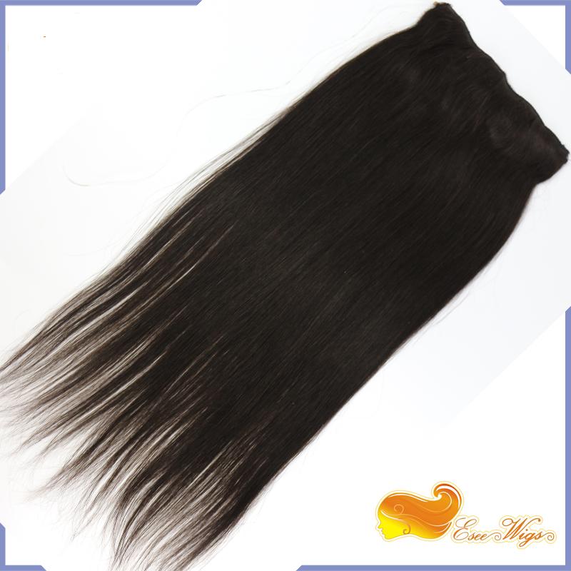 Flip Hair Extension 7a Unrocessed Malaysian Virgin Hair Human Hair