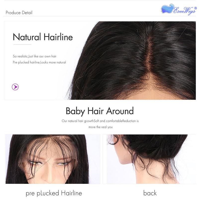 Short Bob Wigs Brazilian Virgin Hair Lace Front Human Hair Bob Wigs