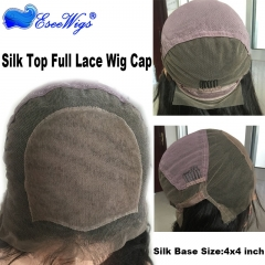 Cheap Silk Top Full Lace Wigs Kinky Curly Full Lace Wigs Malaysian Hair Pre-Plucked Human Hair Wigs Natural Hair Line
