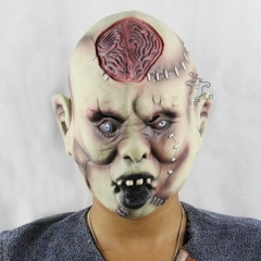 Horror Zombie Halloween Costume Mask Ship from USA