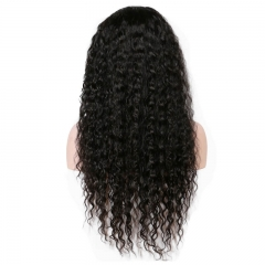 Best Full Lace Wig Companies Human Hair Full Lace Wigs Brazilian Curl Virgin Hair Natural Color