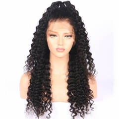 250% High Density Brazilian Human Hair Lace Front Wigs Full Lace Human Hair Wigs for Black Women