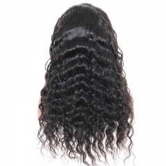 250% Density Wigs Loose Wave Pre-Plucked Full Lace Human Hair Wigs with Baby Hair for Black Women