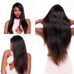 "4.5"" Super Deep Part Lace Front Wigs Especially Lifelike With Baby Hair 130% Density 8A Quality Unprocessed Smooth and Breathable very Co"