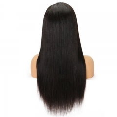 13X6 Lace Front Wigs Straight Human Hair Deep Part Wigs With Baby Hair 150% Density For Black Woman 100% unprocessed Brazilian Virgin Hair Wig Middle