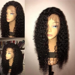 Pre Plucked Lace Front Wig Brazilian Full Lace Human Hair Wigs with Baby Hair 13x6 Glueless Lace Front Human Hair Wig for Black Women
