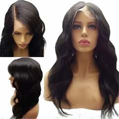 Deep Free Parting 13x6 Body Wave Lace Front Wig Brazilian Hair 130 Density Glueless Wavy Lace Front Human Hair Wigs For Black Women