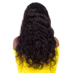250 Density Lace Front Wigs Body Wave Glueless Full Lace Human Hair Wigs For Black Women Wavy Wig