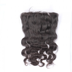 13x6 Lace Frontal With Natural Hairline Body Wave Brazaline Virgin Hair Lace Frontal