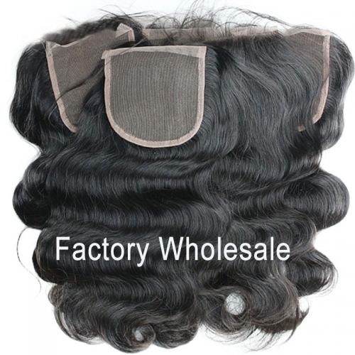 Grade7A Brazilian Body Wave Closure Free Part Middle Part 3 Part Lace Closure 4x4 Human Hair Closure Body Wave Fast Shipping