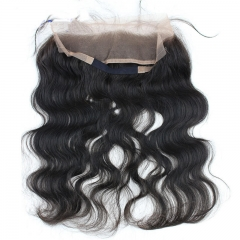 Brazilian Human Hair 13x2 360 Lace Frontal with Bundles Hair Extension Body Wave 360 Lace Band Hair 4pcs/lot 22x2inch