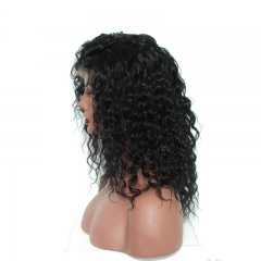 Cheap Silk Top Lace Wigs Brazilian Full Lace Wigs Loose Wave 130% Density For Black Women Human Hair Wigs