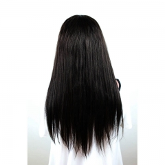 U part Lace Wigs Silk Straight  Wigs For Black Women