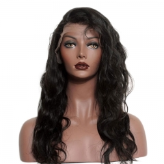 360 Brazilian Body Wave Lace Wigs 180 Density Full Wigs for Women Black Human Hair Wigs
